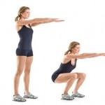 Những bài tập hiệu quả cho đôi chân săn chắc - Ảnh 1