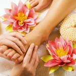 Xoa bóp bàn chân chữa bệnh - Ảnh 1
